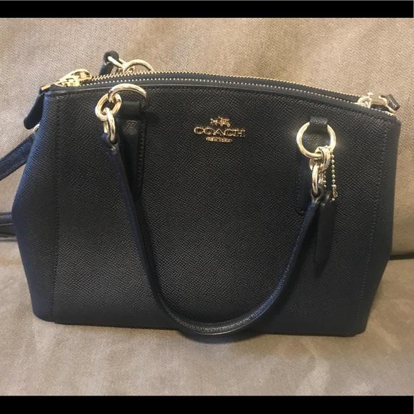 d0af47f1e7 Coach Handbags - MINI BROOKE CARRYALL- COACH